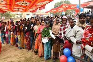 Third phase of Jharkhand election concludes with 62.03% voter turnout, no violence reported