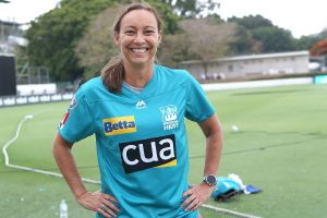 Julia Price set to become first-ever female coach in Men's Big Bash League