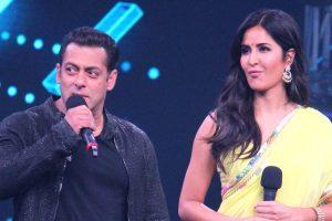Salman Khan, Katrina Kaif strike a pose with Sheikh Hasina
