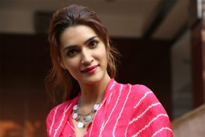 Actress Kriti Sanon 'excited' to play surrogate mother in 'Mimi'