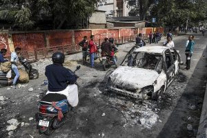 Shiv Sena expresses concern over violence in northeast, attacks Centre for CAB