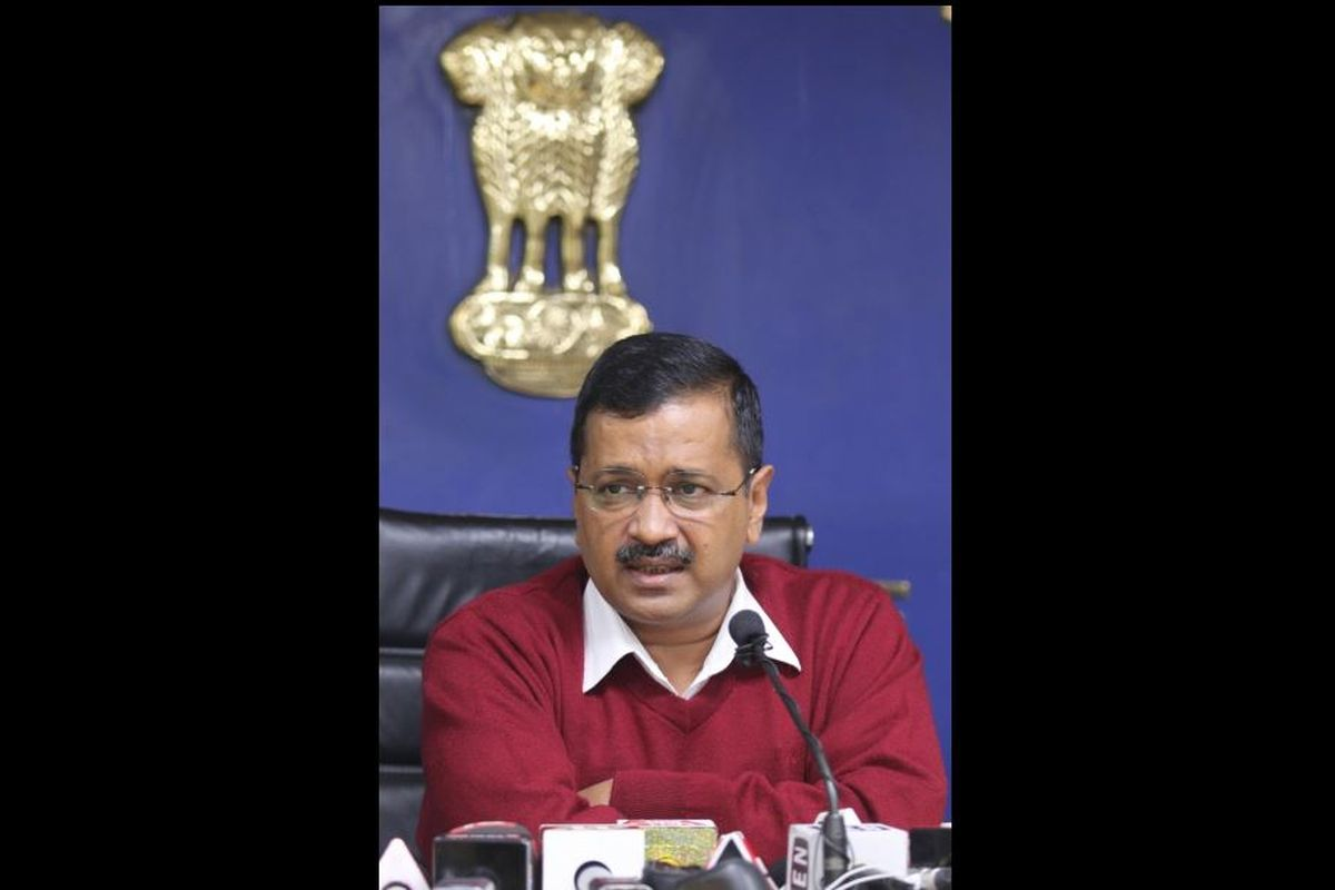 Kejriwal seeks an appointment to meet Amit Shah to discuss deteriorating situation in Delhi