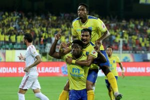 ISL 2019-20: Kerala Blasters, NorthEast United share spoils with penalty goals