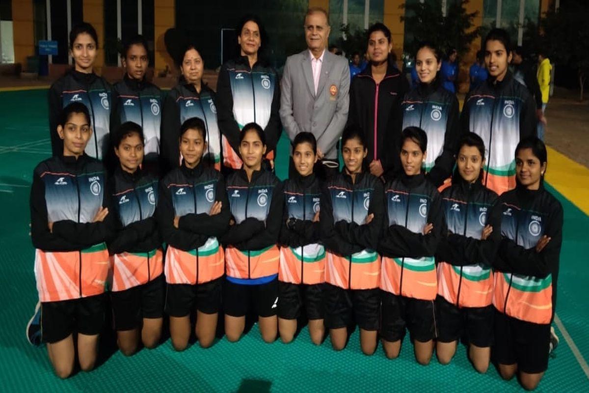 South Asian Games, kho kho, Nasreen, India, Bangladesh, Nepal