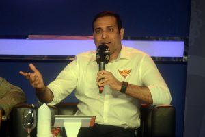 Laxman inaugurates HCA stadium's north stand in honour of Azharuddin