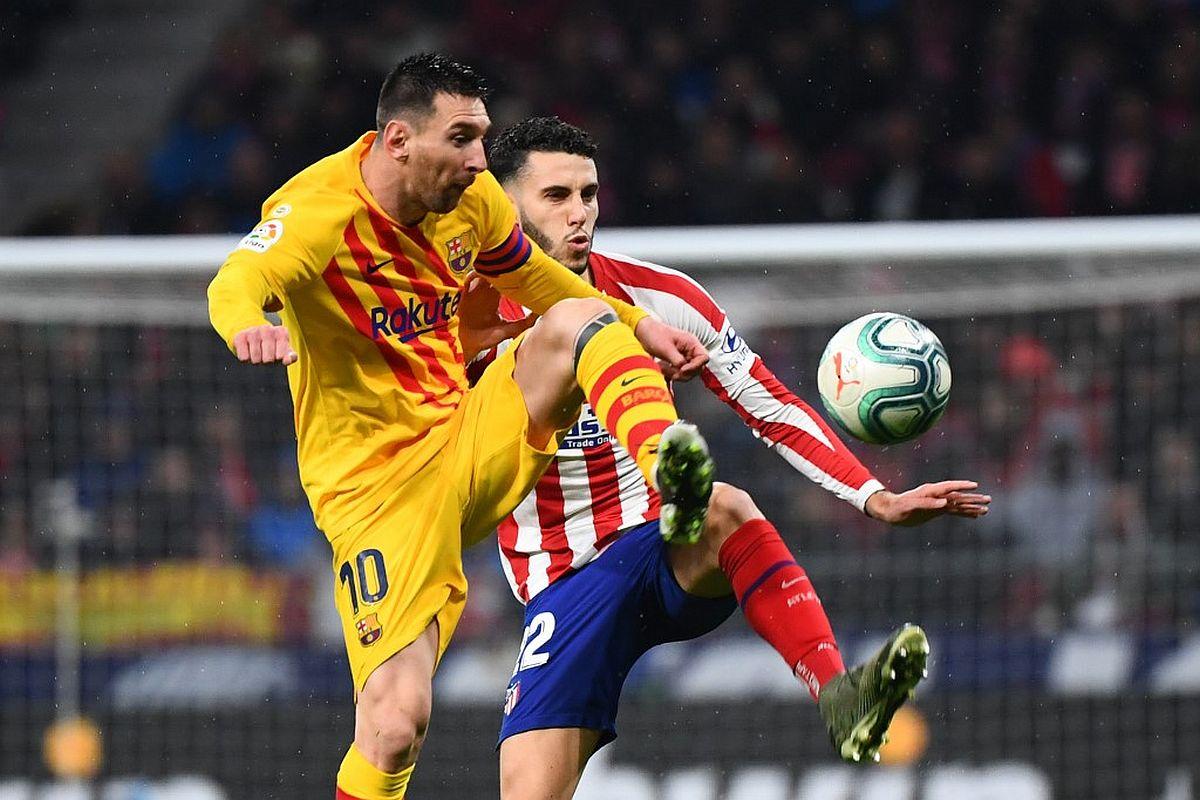 Lionel Messi, Barcelona, La Liga, Atletico Madrid, 2019 Ballon d'Or, Ballon d'Or, Cristiano Ronaldo, Virgil van Dijk
