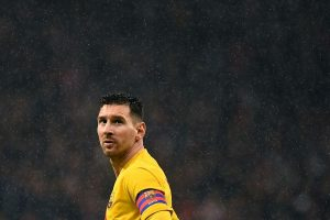 Lionel Messi expects a 'very strong Real Madrid' in El Clasico