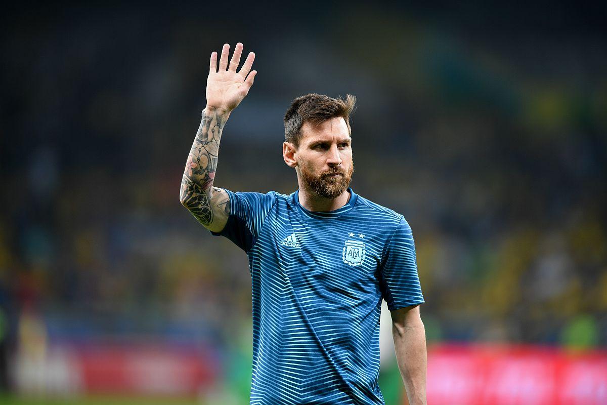 Lionel Messi, Barcelona, Josep Maria Bartomeu