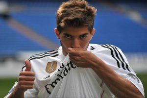 Ex-Real Madrid midfielder Lucas Silva on comeback trail