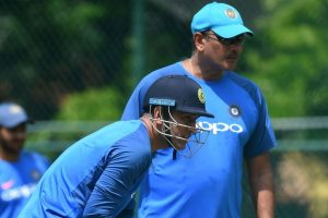 If Dhoni decides he is good enough to continue, don't mess around with that: Ravi Shastri