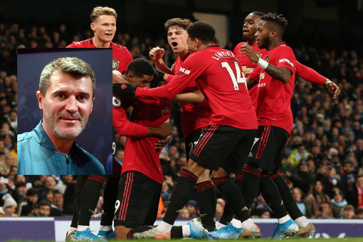 Manchester United, Roy Keane, Manchester derby, Manchester United vs Manchester City,