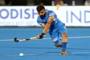 Men's skipper Manpreet Singh nominated for FIH Player of the Year