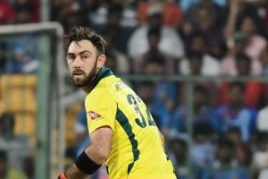 Glenn Maxwell recalls battle with depression