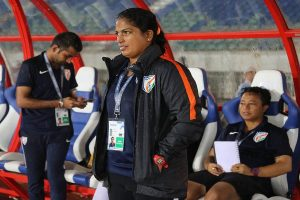 As coach it's my responsibility to monitor the girls regularly: Maymol