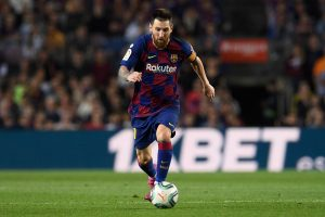 'For Argentines, Messi is as important as Diego Maradona,' says Lautaro Martinez