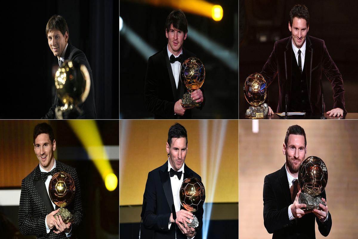 Robert Lewandowski, Lionel Messi, Cristiano Ronaldo, Virgil van Dijk, Ballon d'Or 2019, 2019 Ballon d'Or, Ballon d'Or