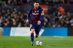 Can't wait for the competitions to come back: Lionel Messi