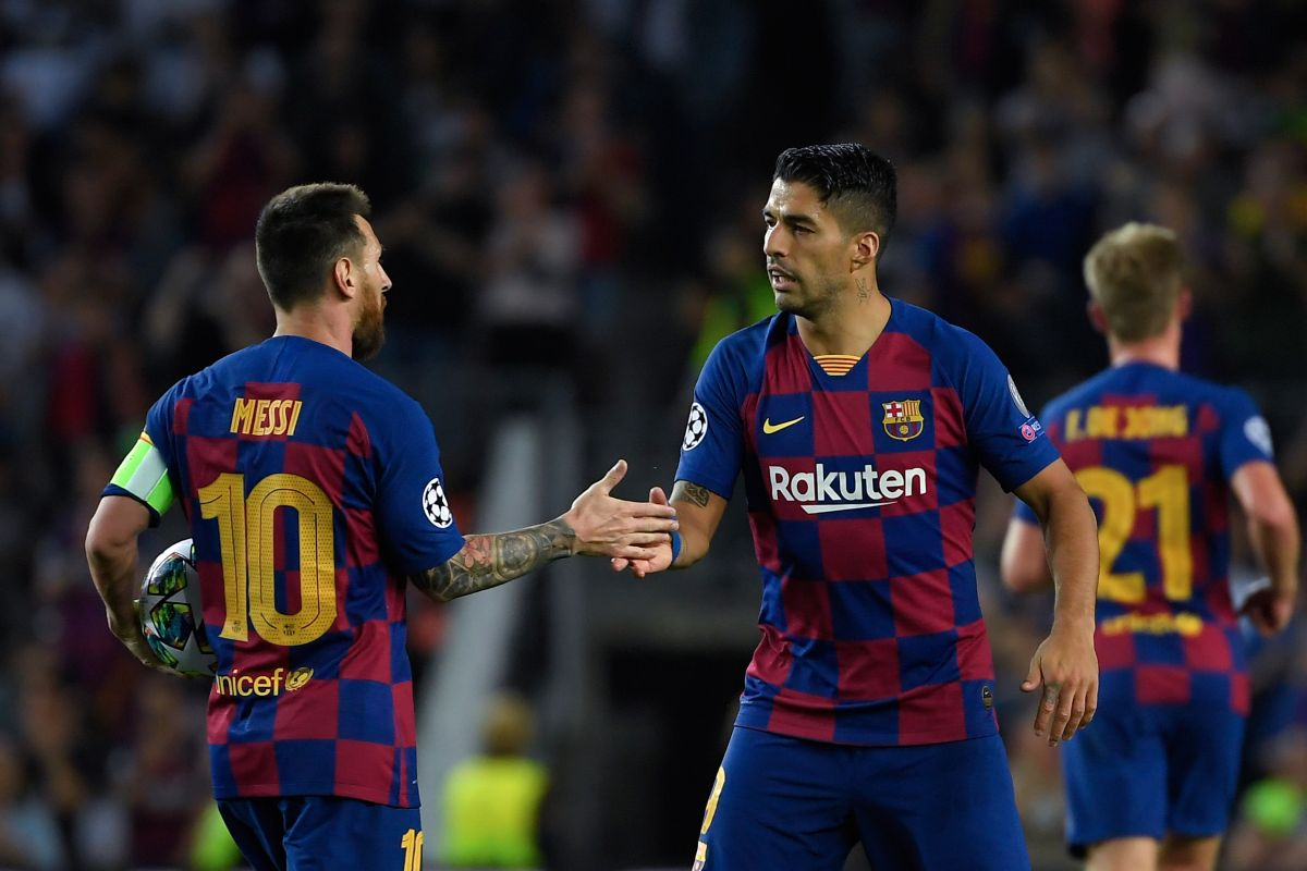 Lionel Messi, Luis Suarez, Barcelona, 2019 Ballon d'Or, Ballon d'Or 2019, Ballon d'Or