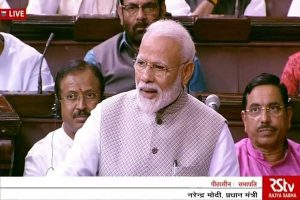 'Landmark day for India': PM Modi after Citizenship Bill clears Rajya Sabha test