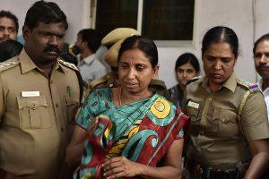 Rajiv Gandhi killers Nalini Sriharan, husband Murugan request mercy killing