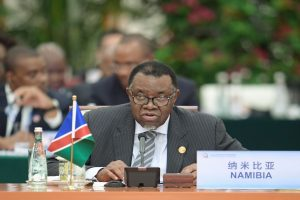 Namibia President Hage Geingob wins 2nd term despite scandal and recession