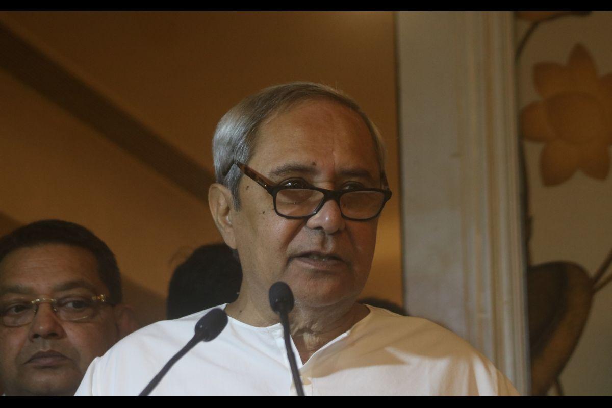 Odisha, Naveen Patnaik, Mission Shakti