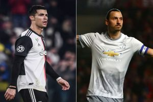 Cristiano is not the 'real' Ronaldo, says Zlatan Ibrahimovic