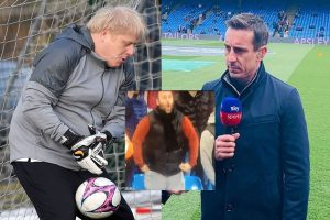 Manchester Derby: Gary Neville blames Britain PM Boris Johnson for growing racist incident