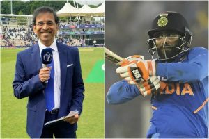 Harsha Bhogle explains why he talked to Ravindra Jadeja in Hindi