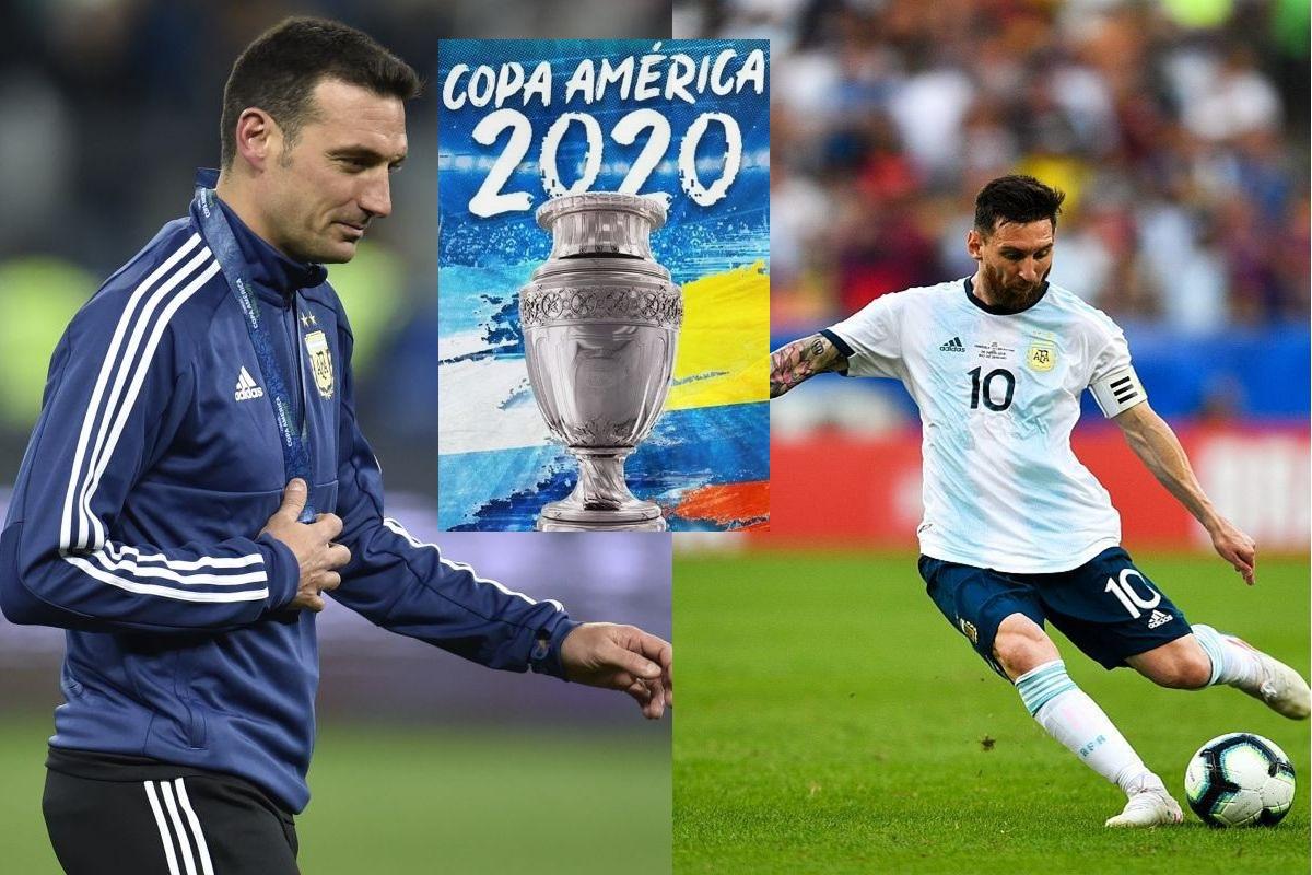 Copa America, Argentina, Lionel Messi, Lionel Scaloni,