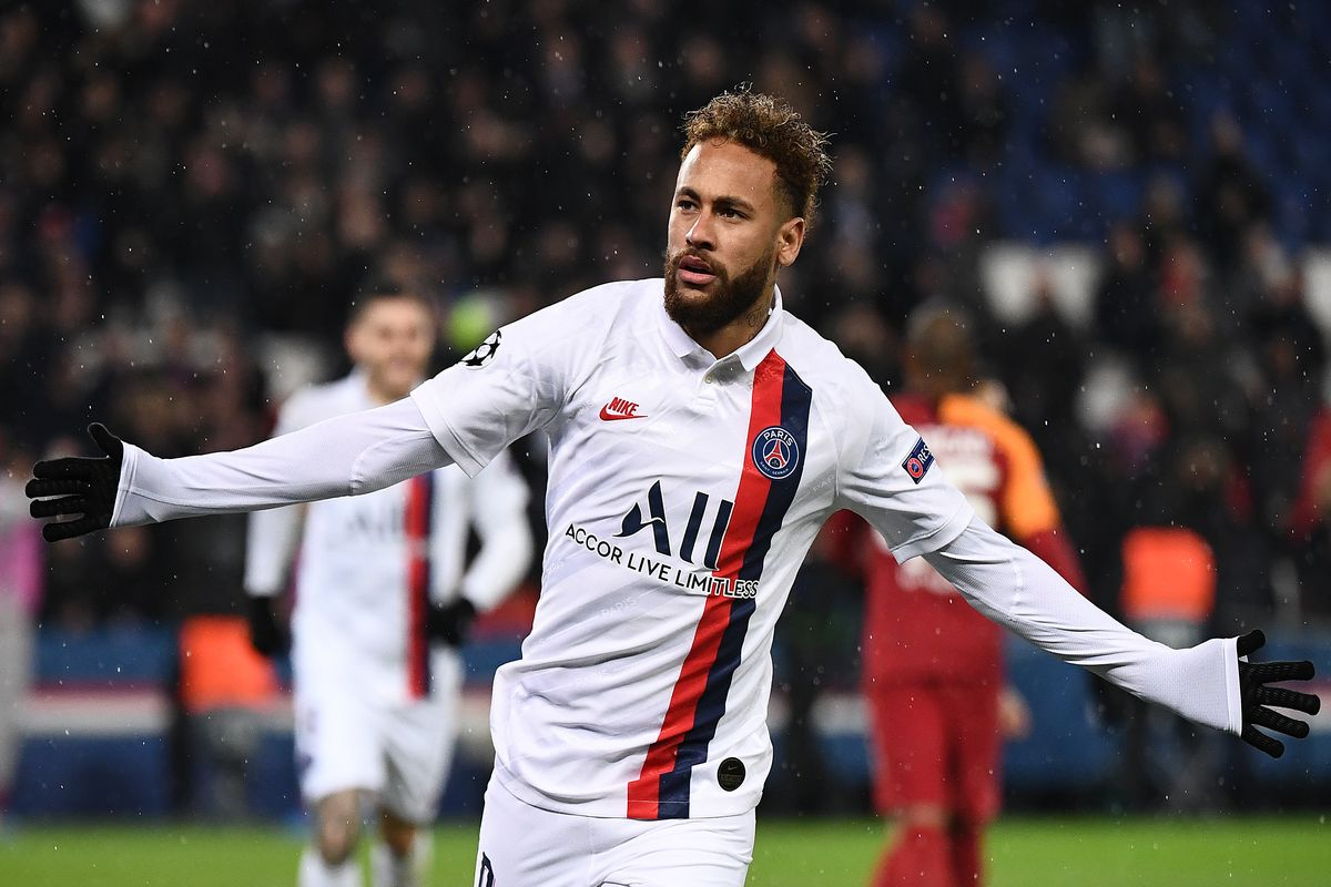 Paris Saint-Germain, PSG, Neymar, COVID-19, Coronavirus