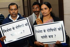 Delhi govt 'strongly recommends' no mercy for Nirbhaya convict; victim's mother welcomes decision