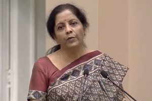 Nirmala Sitharaman unveils National Infrastructure Pipeline for projects worth Rs 102 crore