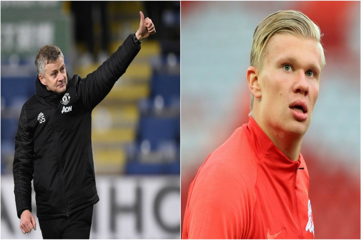 Here Is Why Manchester United Decided Not To Sign Erling Haaland