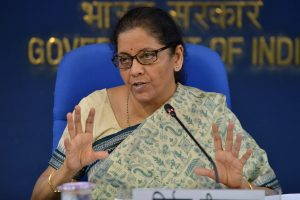 PMC Bank depositors can withdraw entire deposits: Sitharaman