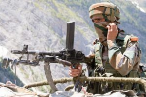 Suspected Pak intruder shot dead along IB by BSF in J-K's Samba