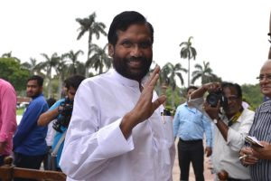 Restraint over language must be maintained in Bihar polls: Union Minister Ram Vilas Paswan
