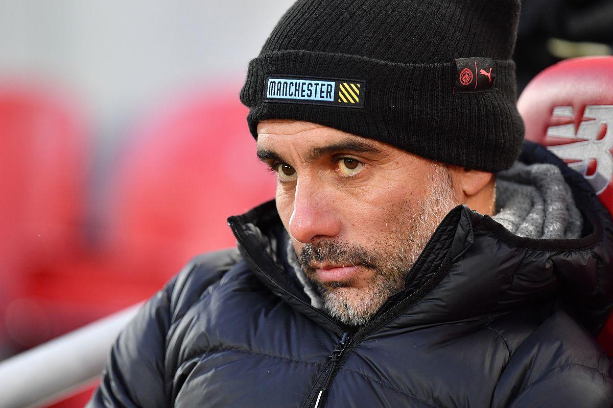 Liverpool, Pep Guardiola, Manchester City,