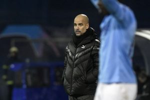 If Manchester City don't sack me, I will stay here: Pep Guardiola