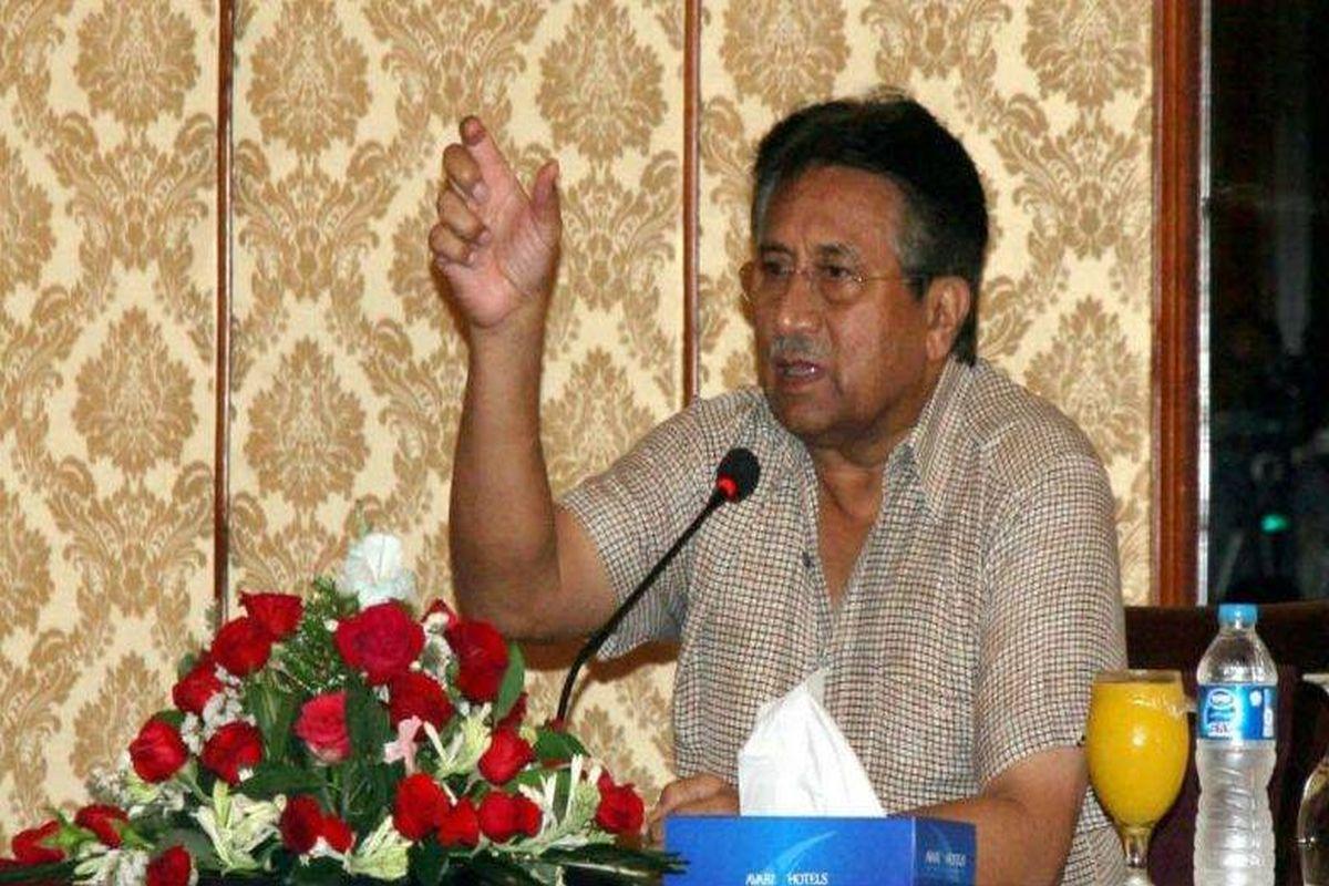 Gen Pervez Musharaff