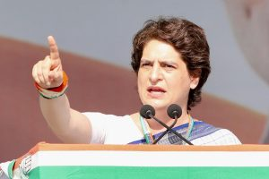 Priyanka Gandhi slams government over report of slash in education budget
