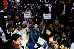 This is a democracy, not dictatorship: Priyanka Gandhi condemns police action on Jamia students