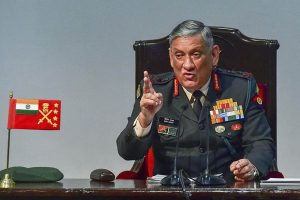 Bipin Rawat named India's first CDS