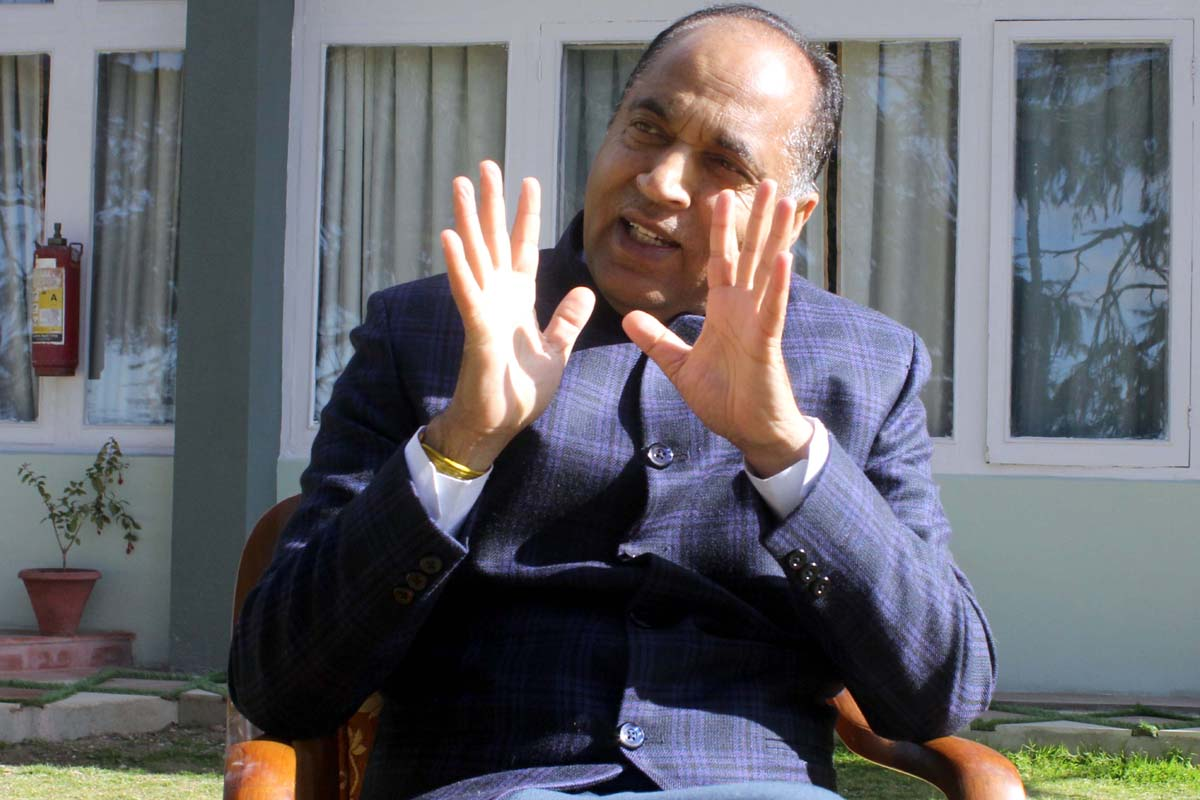 We have to ensure that schemes are implemented and services delivered on time: Jai Ram Thakur