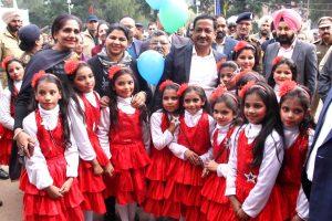 Chandigarh Carnival gets underway