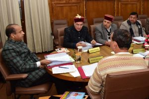 Himachal to constitute State Disaster Response Force