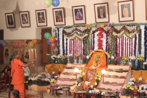 Ramakrishna Math and Ramakrishna Mission celebrate Christmas Eve