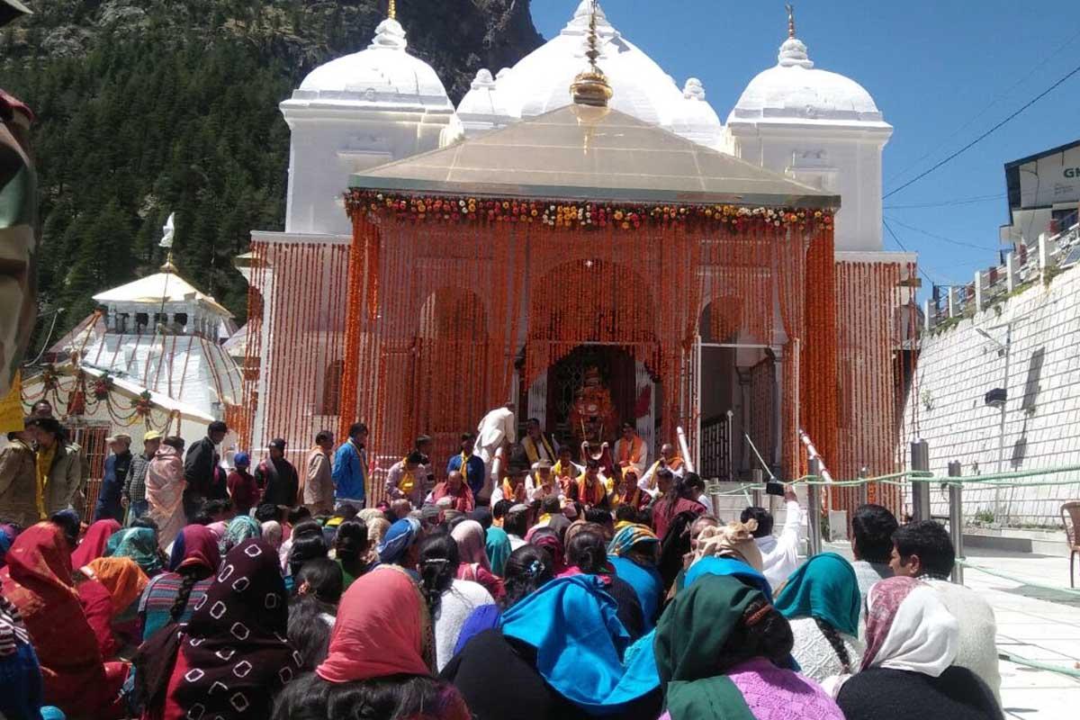 Uttarakhand, Hindu shrines, Dehradun, Congress, Badrinath, Kedarnath, Gangotri, Yamunotri, Trivendra Rawat, Vaishno Devi Shrine Board