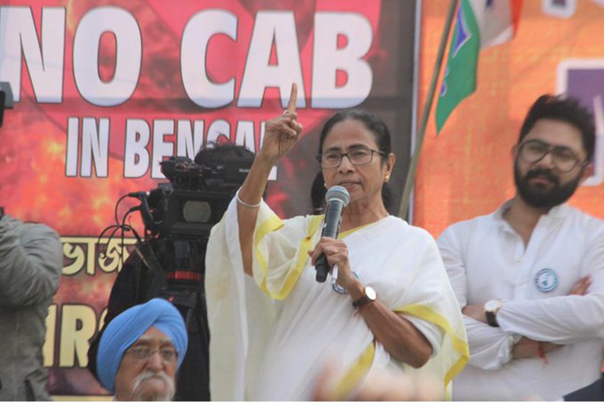Mamata, Kolkata, Mamata Banerjee, Narendra Modi, CAA, NRC, West Bengal, Bengal