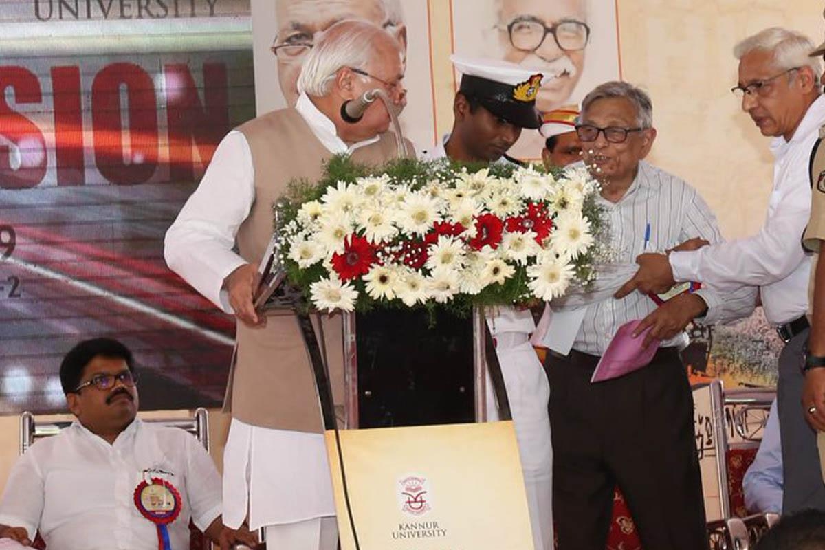 Profane, Jadavpur University, Indian History Congress, Kannur University, Kerala